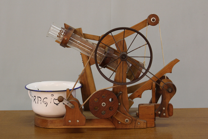 Machine, affabuloscope, musée