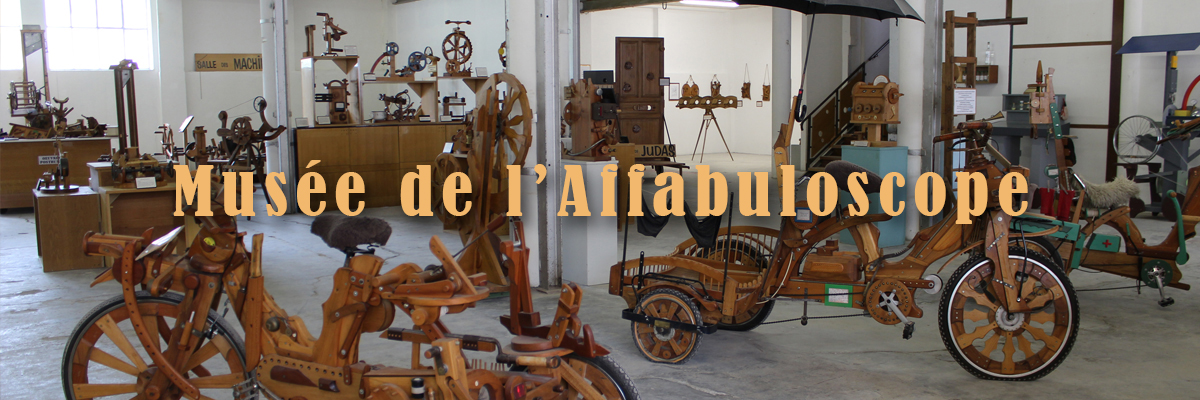 vélo affabuloscope musée mas azil ariège