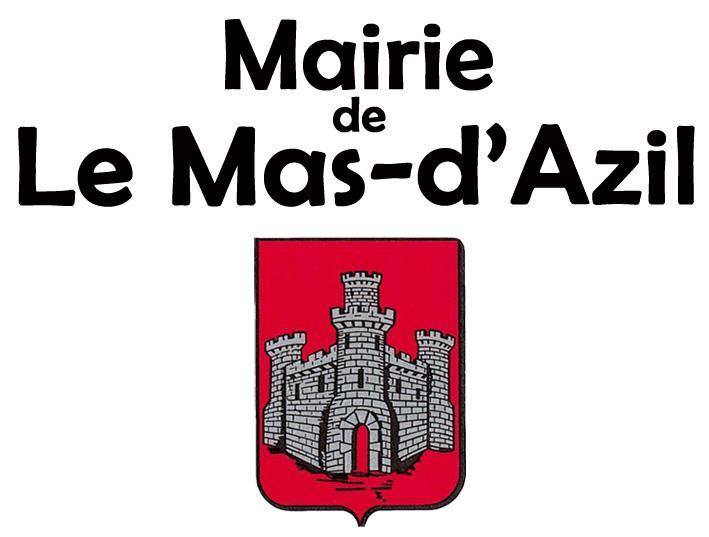 Mas d'Azil Mairie