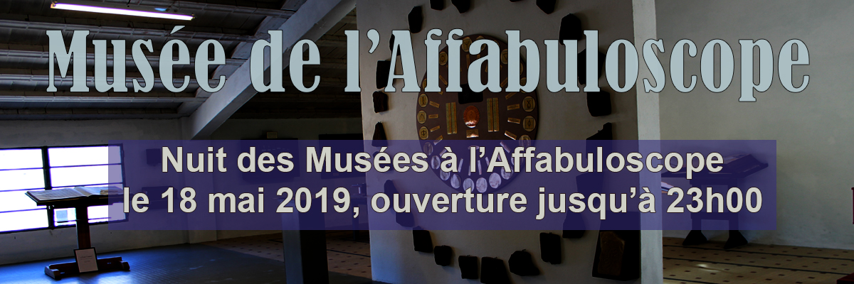 nuit des musées 2019 affabuloscope mas d'azil ariège